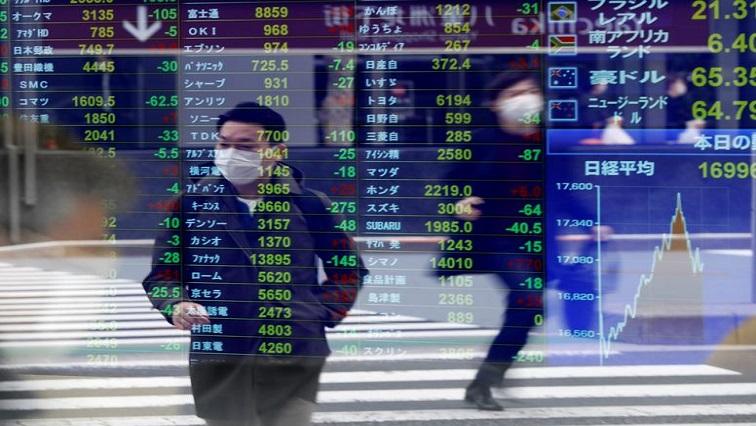 SABC News Asian Stock Reuters - Asian stocks slip after Wall St selloff dents tech rally