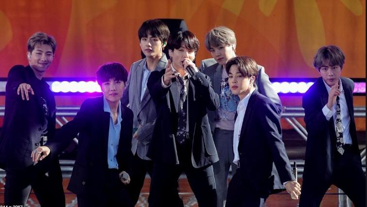 SABC News BTSR - K-pop group BTS revels in a milestone but misses celebrating with fans
