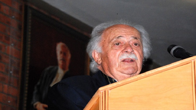 SABC News Bizos GCIS - PODCAST: George Bizos – A Matter of Life and Death