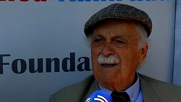SABC News Bizos P - George Bizos was a giant in Africa: Chamisa