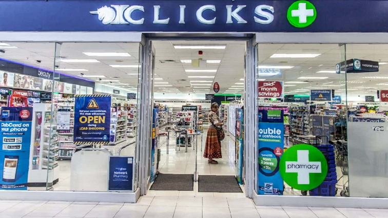 SABC News Clicks southcoasmall co za - EFF threatens to shut down Clicks stores across the country