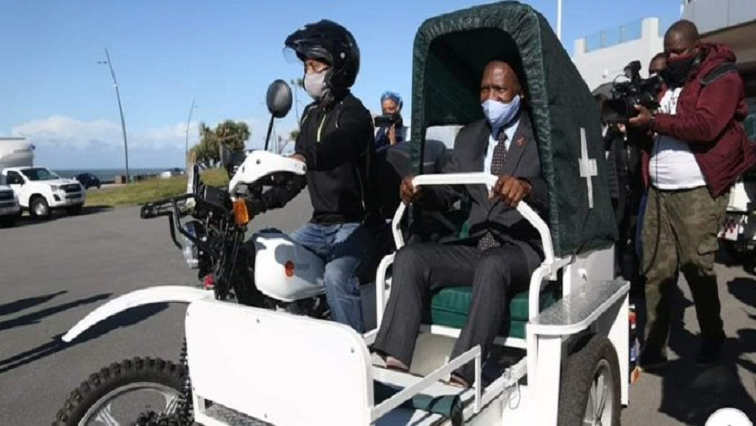 SABC News Eastern Cape Scooters Twitter @BlessingsRamoba - SIU granted interdict, halting payment for controversial Eastern Cape scooters