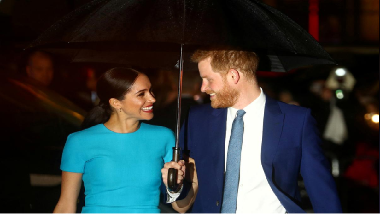 SABC News Harry Megan R - Harry and Meghan team up with Netflix in major Hollywood move