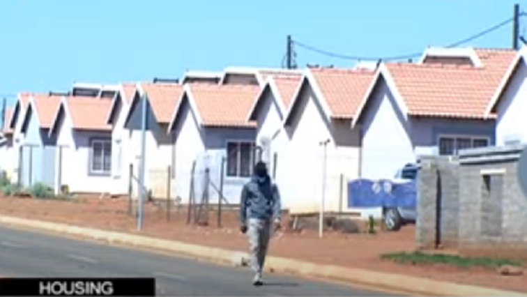 SABC News Housing - Human Settlements to provide land for people to build homes