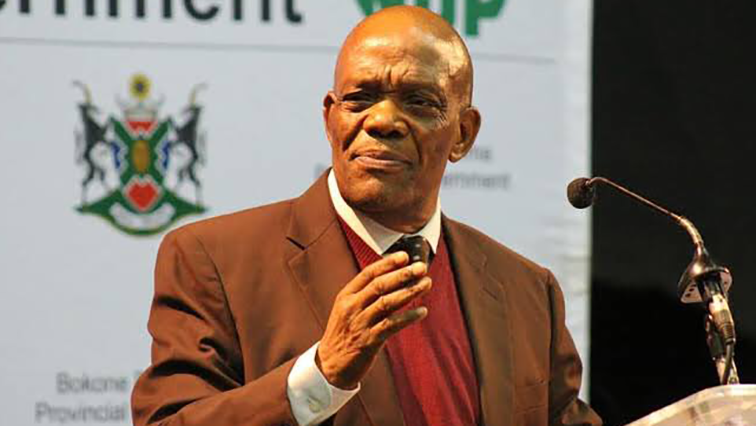 SABC News Job Mokgoro 1 - North West Premier to testify at State Capture Inquiry on Thursday