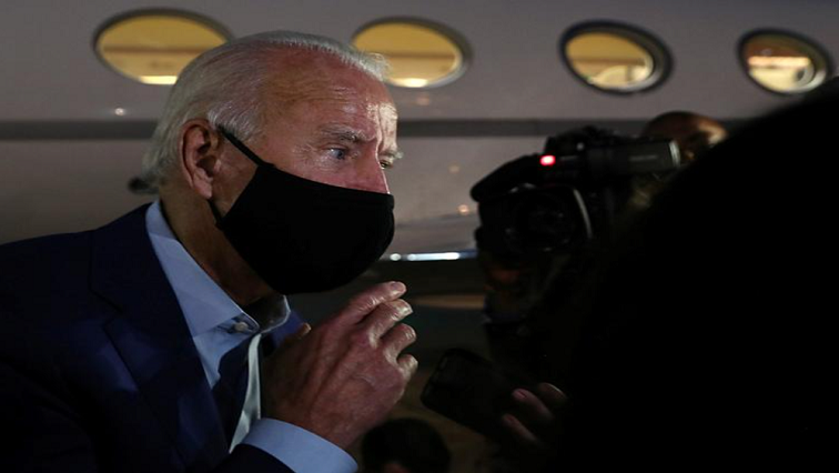 SABC News Joe Biden R - Microsoft believes Russians that hacked Clinton targeted Biden campaign firm: sources