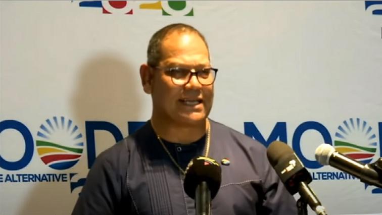 SABC News John Moodey - DA saddened and concerned by Moodey's resignation