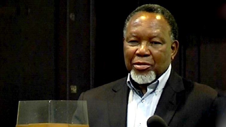 SABC News Kgalema montlanhte 1 - Motlanthe laments continuous violence in South Africa