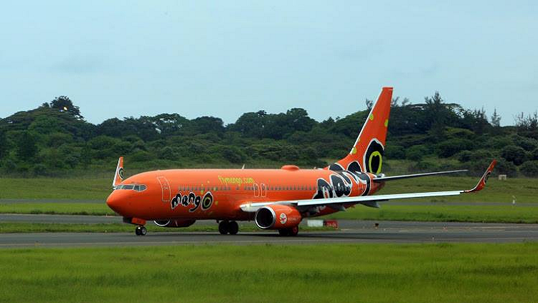SABC News Mango airlines - Talks under way to keep Mango flights in the sky