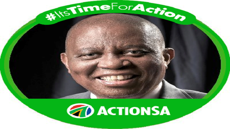 SABC News Mashaba Twitter via - Action SA to appeal IEC decision