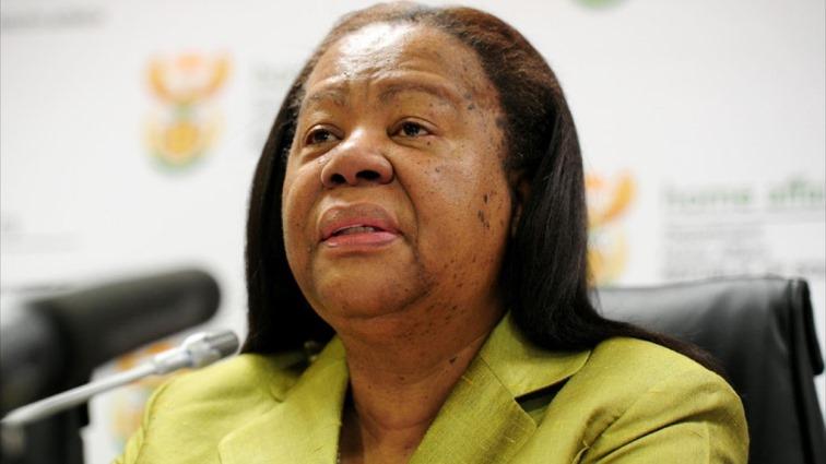SABC News Naledi Pandor  - News of Lana Marks assassination plot bizzarre: Pandor