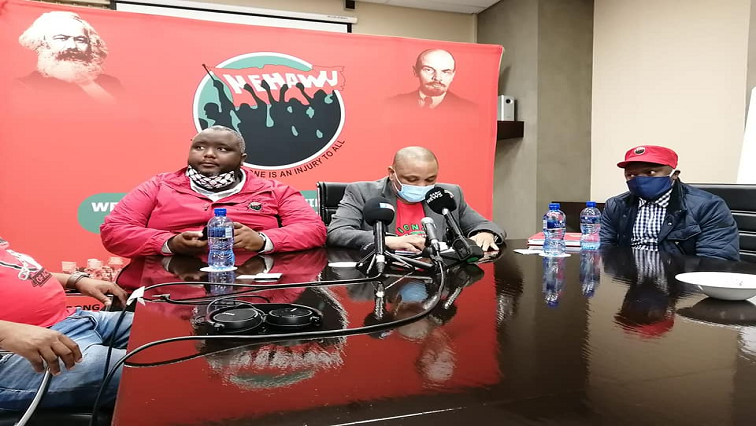 SABC News Nehawu 1 - Failure to meet demands might affect relationship with ANC: Nehawu