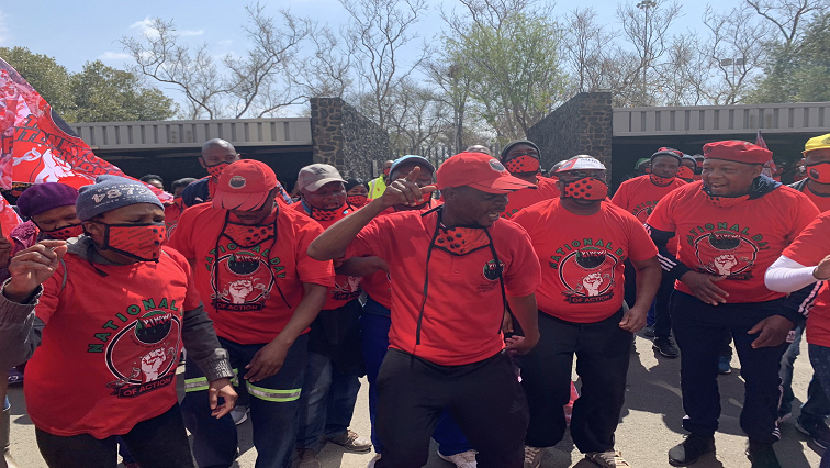 SABC News Nehawu - NEHAWU in Free State says they will leave no stone unturned to root out corruption