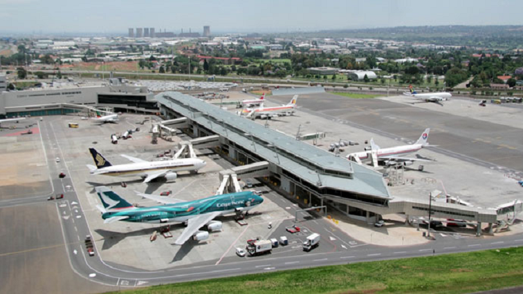 SABC News OR Tambo Airport www.aecom  - Increase in domestic air travel amid COVID-19 pandemic