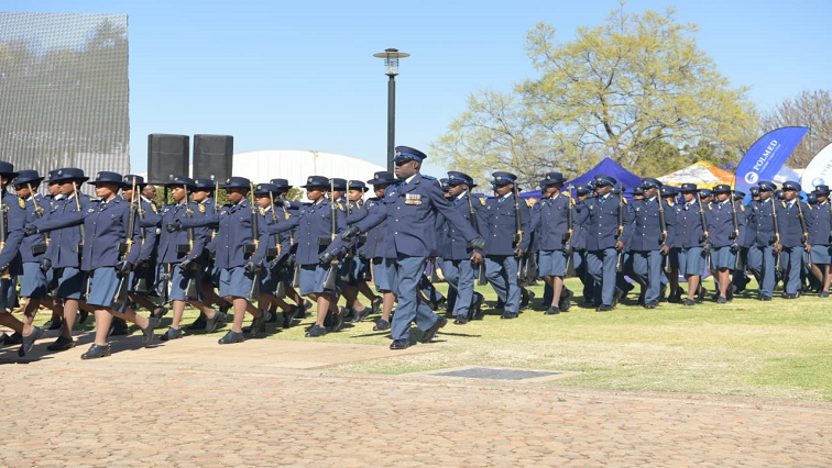 SABC News Police Twitter @SAPoliceService - Gauteng Commissioner appeals to communities to work together with police
