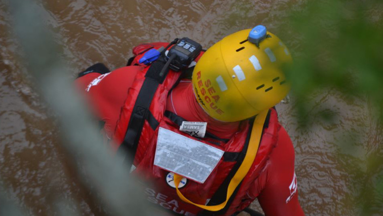 SABC News Rescue - Two men drown in Eastern Cape