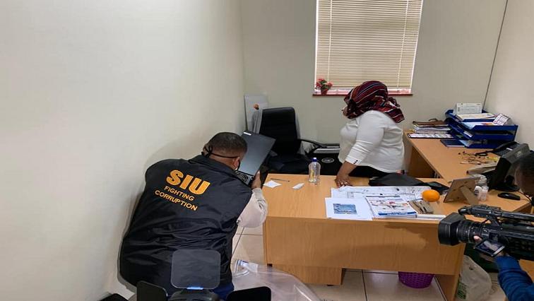 SABC News SIU raid - SIU raid offices of the Cederberg Municipality manager