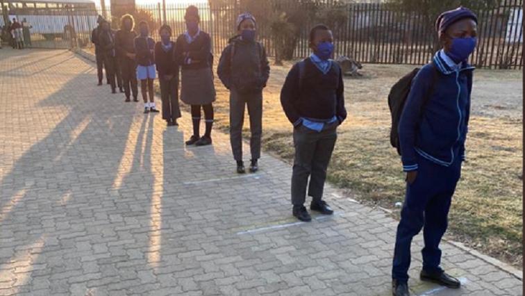 SABC News Schools Twitter @lesufi - COVID-19 exacerbated crisis in education system: Prof Msibi