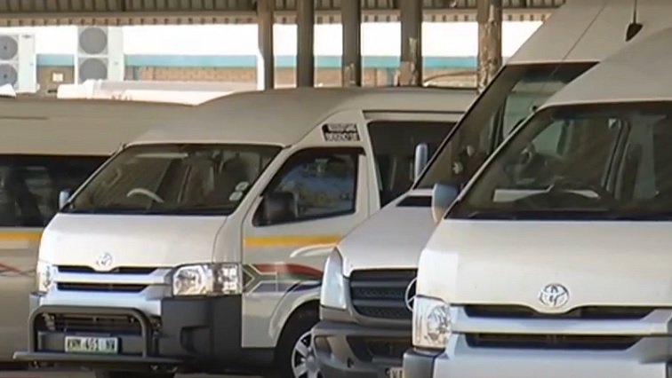 SABC News Taxi - Task team formed to resolve challenges in North West transport sector
