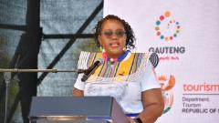 Mmamoloko Kubayi-Ngubane