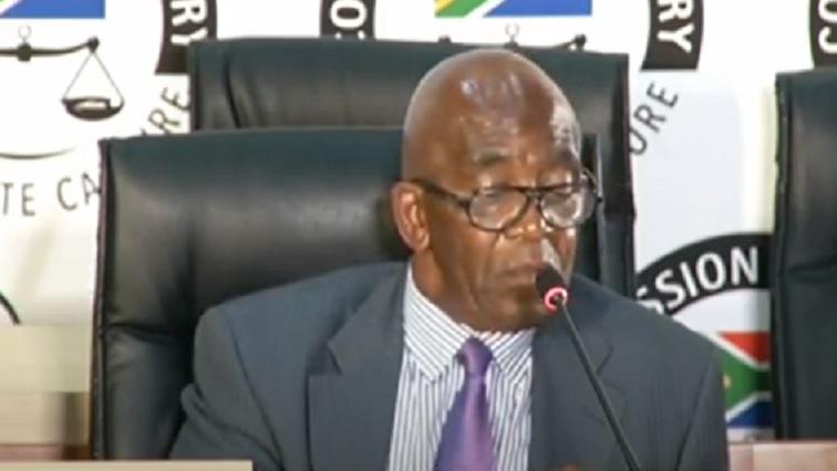 SABC News Tsotsi - Tsotsi testifies on how he was removed as Eskom board chair