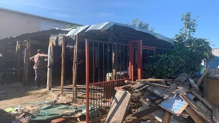SABC News Tutu  - Tazne van Wyk's family to receive temporary dwelling