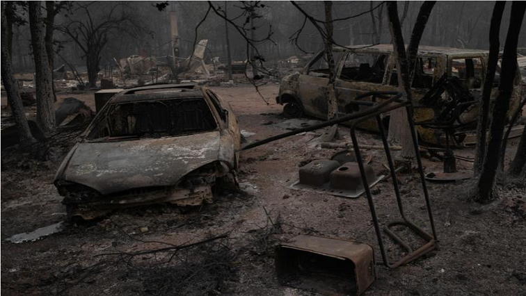 SABC News US fires R - Facebook removes posts linking Oregon wildfires to activist groups
