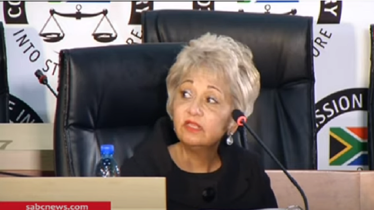 SABC News Vanete Klein - Klein says she was surprised to hear Zuma was involved in Eskom board matters