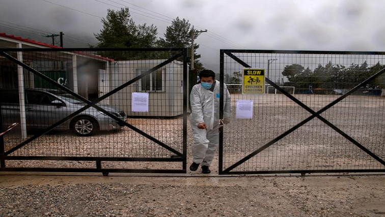 SABC News greeceR - Greece says first migrant dies of COVID-19 since the pandemic