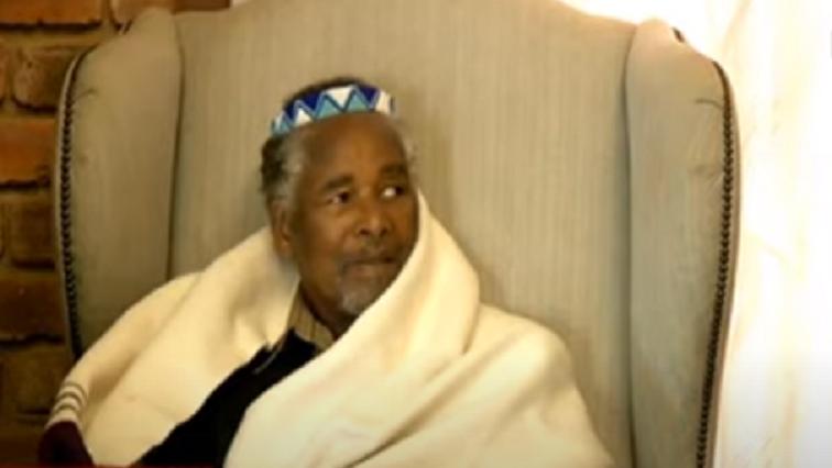 SABC News iNkosi Dumehleli Maphasa - AmaXhosa caretaker King Dumehleli Mapasa passes away