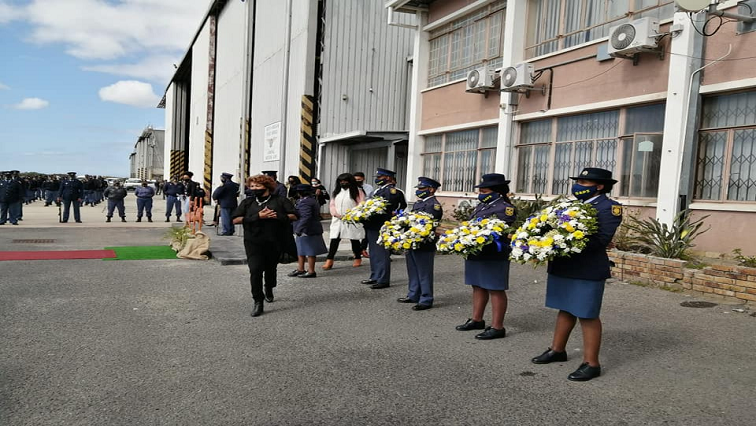 SABC News memorial - Western Cape police commissioner describes Kinnear's death as a great loss
