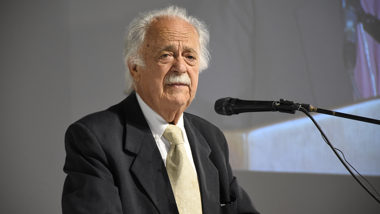 SABC News George Bizos Dinilohlanga Mekuto - Alexi Bizos pays tribute to his father