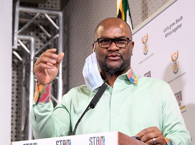 SABCNews Nathi Mthethwa GCIS 2020 774x577 - Theme parks housed within cultural spaces to be opened as SA celebrates Heritage Month