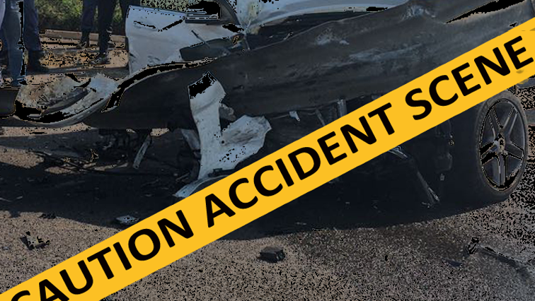 SABC News Accident - One dead in Hammersdale head-on collision