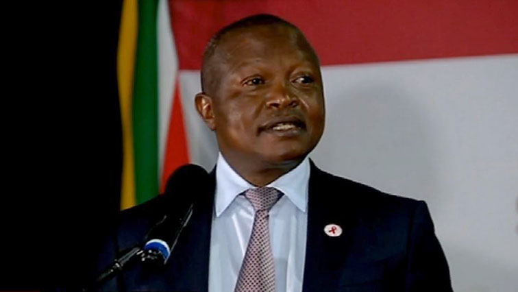 SABC News David Mabuza - Power outages can't be avoided, Mabuza tells NCOP