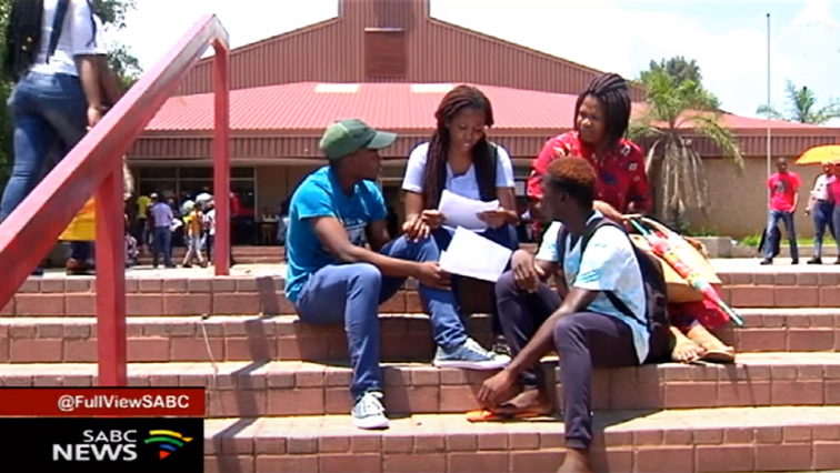 SABC News Students - Students in Nkangala TVET College fall targets to rapists