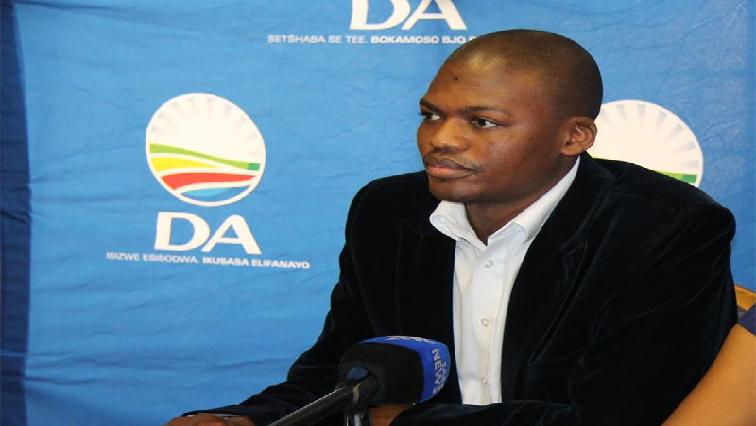 SABC News Zwakele Mncwango - KZN DA leader Mncwango turns down request to contest national level position