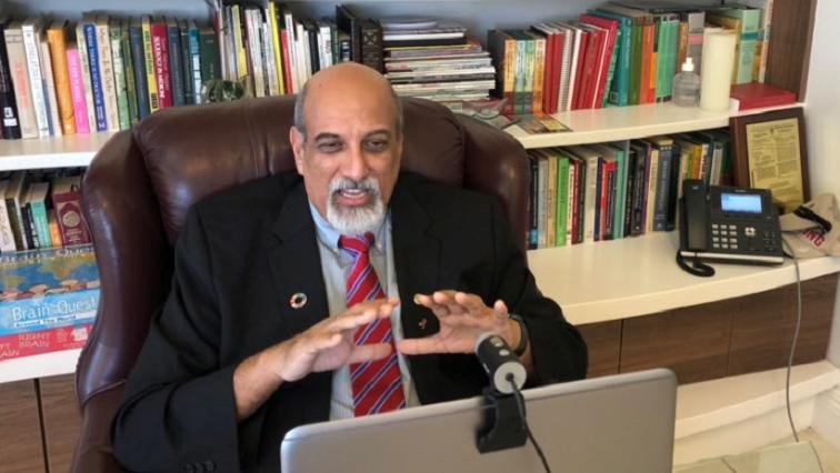 Salim Abdool Karim Twitter@ProfAbdoolKarim - SA ready to move to Level 1 lockdown: Professor Karim