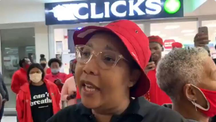 Veronica Mente - EFF's abusive behaviour towards eNCA crew unacceptable: Sanef