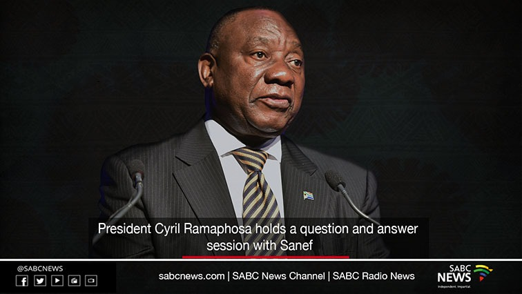 WhatsApp Image 2020 09 09 at 3.15.14 PM - LIVE: President Ramaphosa Q&A session with Sanef at 6pm