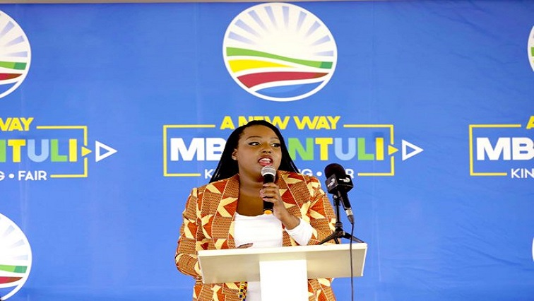 mbali ntuli - Targetting of people within DA needs to stop: Ntuli