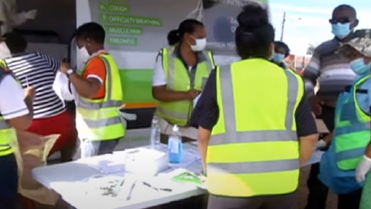outside 1 - SA records 772 new cases, 142 more coronavirus related deaths