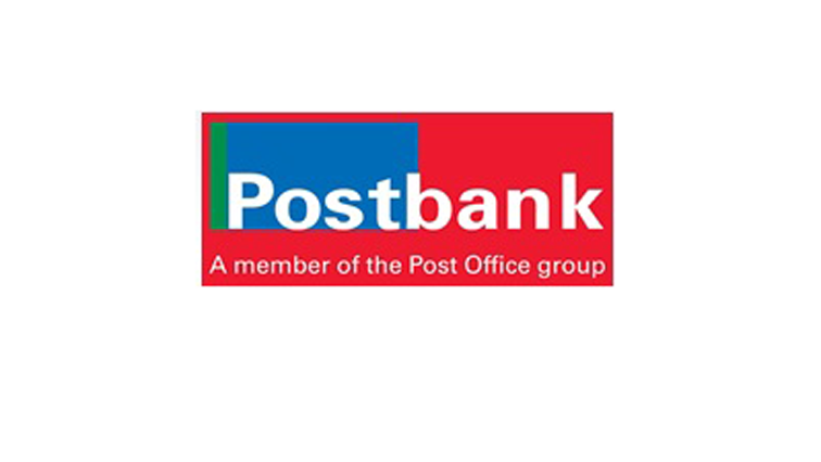 postbank za logo - Postbank expects decline in finances for at least two years