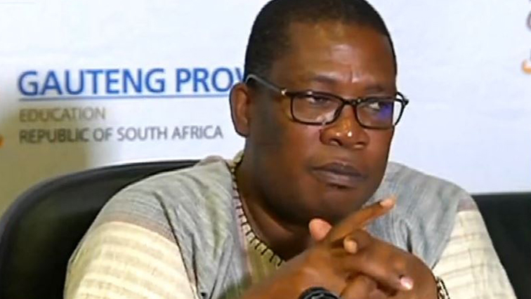 sabc news Lesufi sabc news - Lesufi announces Gauteng 2020 matric exam schedule