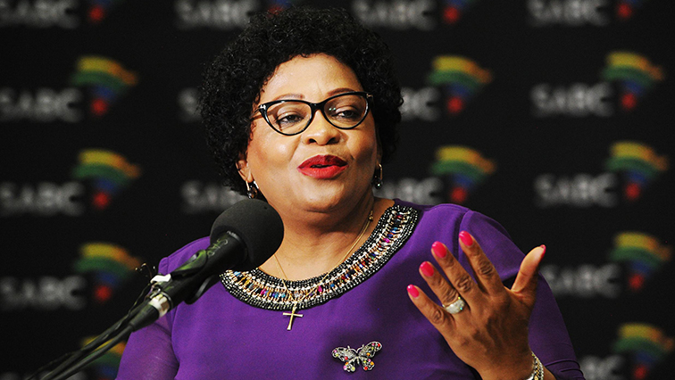 sabc news Nomvula Mokonyane GCIS - Mokonyane to give evidence on matters related to Pieters' testimony