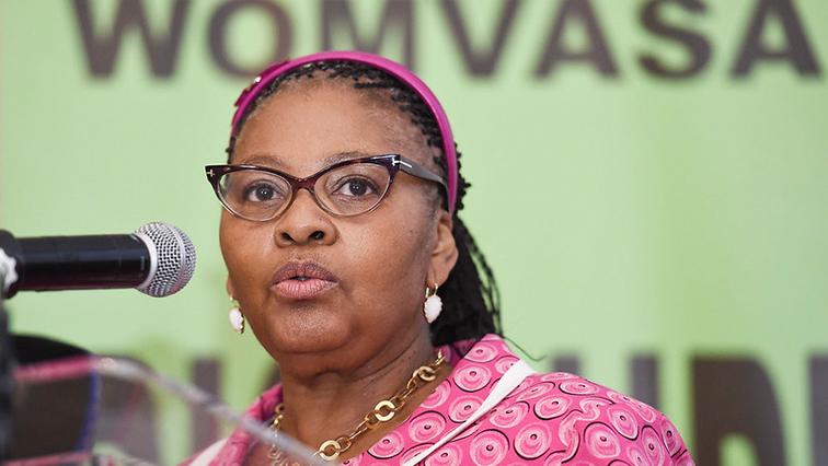 sabc news Nosiviwe Mapisa Nqakula GCIS 1 - Parliament's Defence Portfolio Committee to summon Mapisa-Nqakula on military jet trip