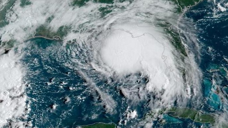 sally 2 - Sally intensifies, could wallop US coast with 110-mph winds