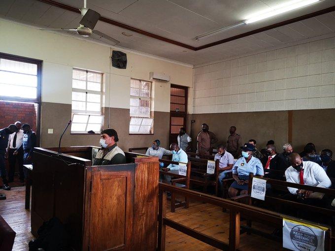 Andre Pienaar Twitter @aphumelelemdladlane - Senekal businessman Andre Pienaar denied bail