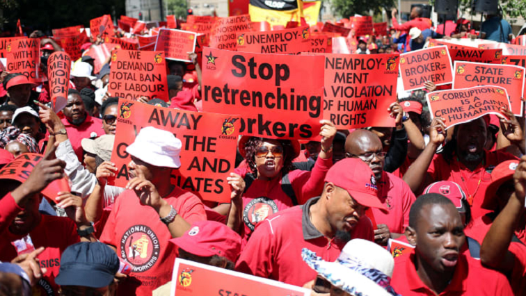 Cosatu2 Reuters - Some companies use COVID-19 as an excuse to retrench workers: Cosatu