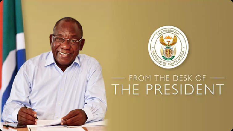 Desk of the President Twitter @PresidencyZA - Transforming patterns of agricultural land ownership is vital: Ramaphosa